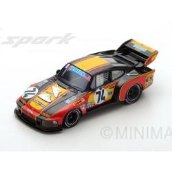 Porsche 935 74 24 Heures du Mans 1979 Spark S5093