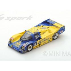 Porsche 962 15 24 Heures du Mans 1990 Spark S5508