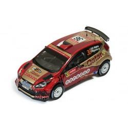 Ford Fiesta RRC 36 WRC Rallye d'Australie 2014 Al-Attiyah Bernacchini IXO RAM591