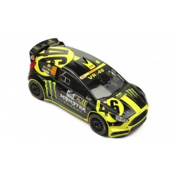 Ford Fiesta RS WRC 46 Monza Rally 2014 Valentino Rossi IXO 18RMC014