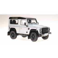 Land Rover Defender 90 Silver 2015 Almost Real ALM810202