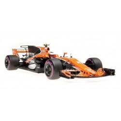 McLaren Honda MCL32 Grand Prix de Monaco 2017 Stoffel Vandoorne Minichamps 537171602