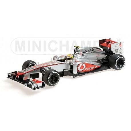 McLaren Mercedes MP4/28 F1 2013 Sergio Perez Minichamps 530131806