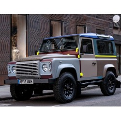 Land Rover Defender 90 Paul Smith Edition 2015 Almost Real ALM810214