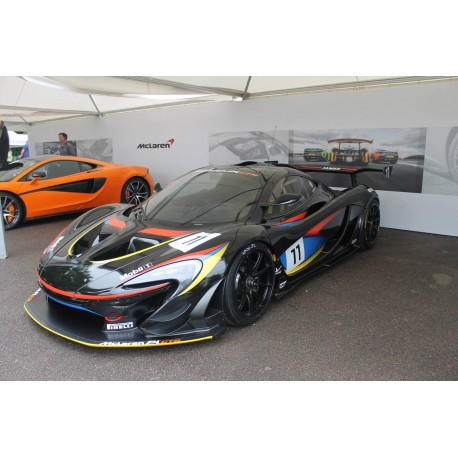 McLaren P1 GTR James Hunt 40th Anniversary Almost Real ALM840108