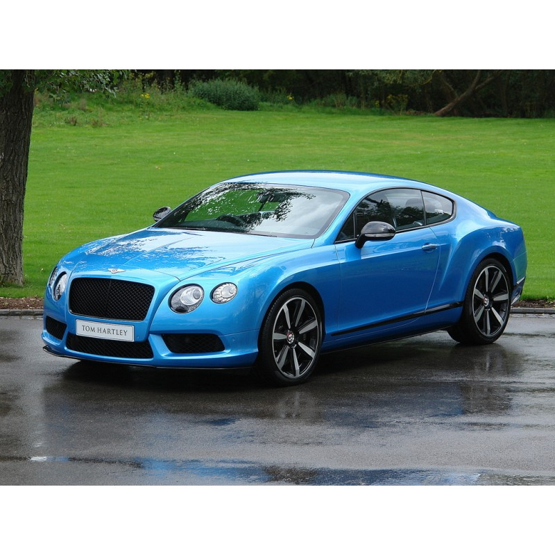 Bentley Continental GT V8 S Black Edition KingFisher