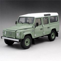 Land Rover Defender 110 Heritage Edition Green 2015 Almost Real ALM810307