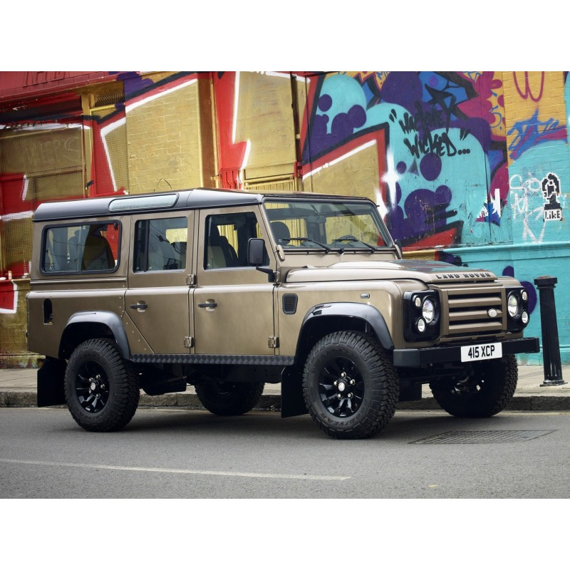 Land Rover Defender 110 XTCH Bronze 2011 Almost Real