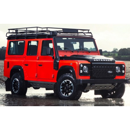 Land Rover Defender 110 >> Land Rover Defender 110 Adventure Edition Orange 2015 Almost Real Alm810301