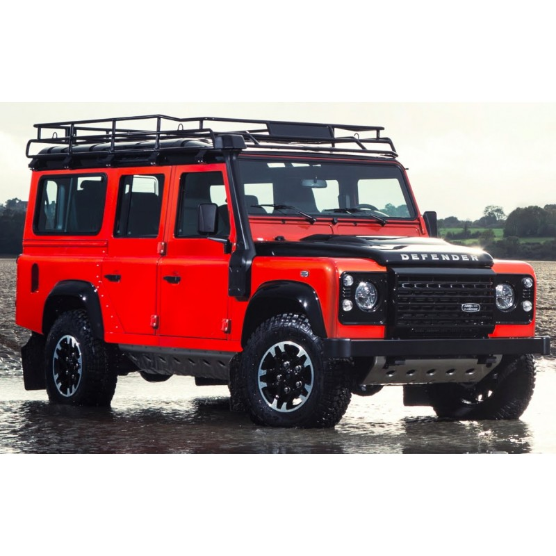 Land Rover Defender 110 Adventure Edition Orange 2015