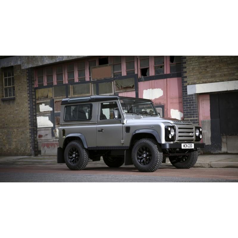 Land Rover Defender 90 XTECH HARDTOP Grey 2011 Almost Real
