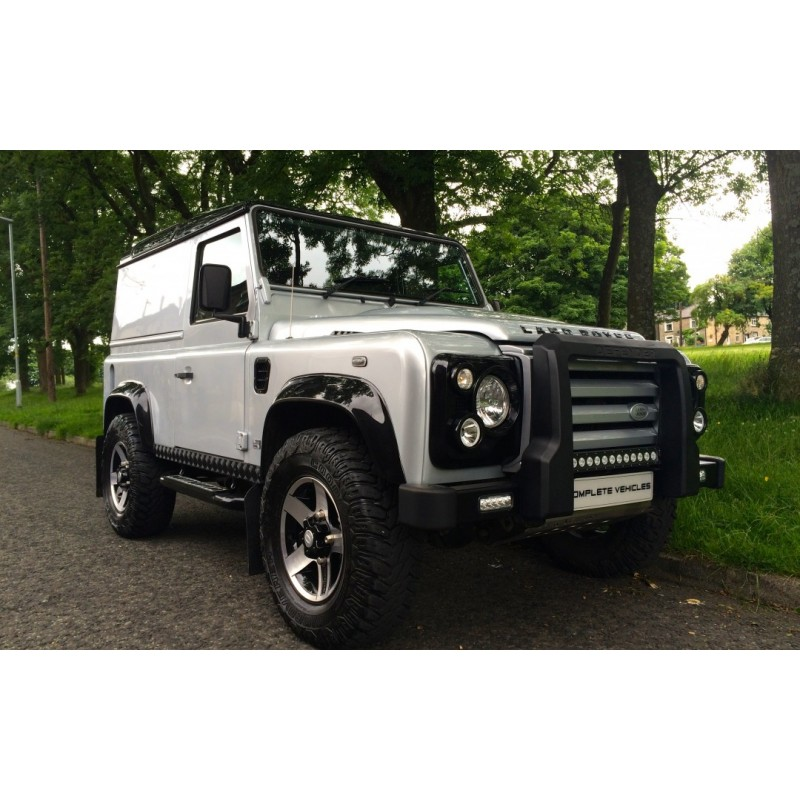 Land Rover Defender 90 XTECH Grey 2011 Almost Real