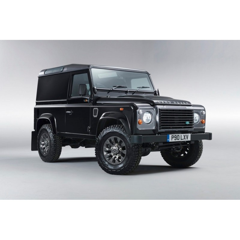 Land Rover Defender 90 LXV Special Edition W/O Rear Window