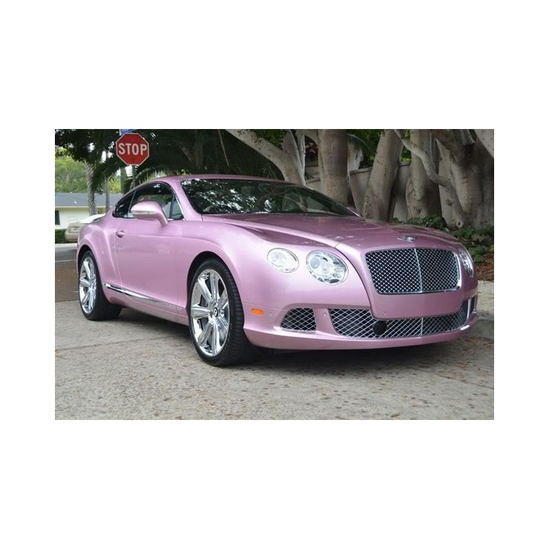 Bentley Continental Gt3 R: Bentley Continental GT3-R Passion Pink 2015 Almost Real