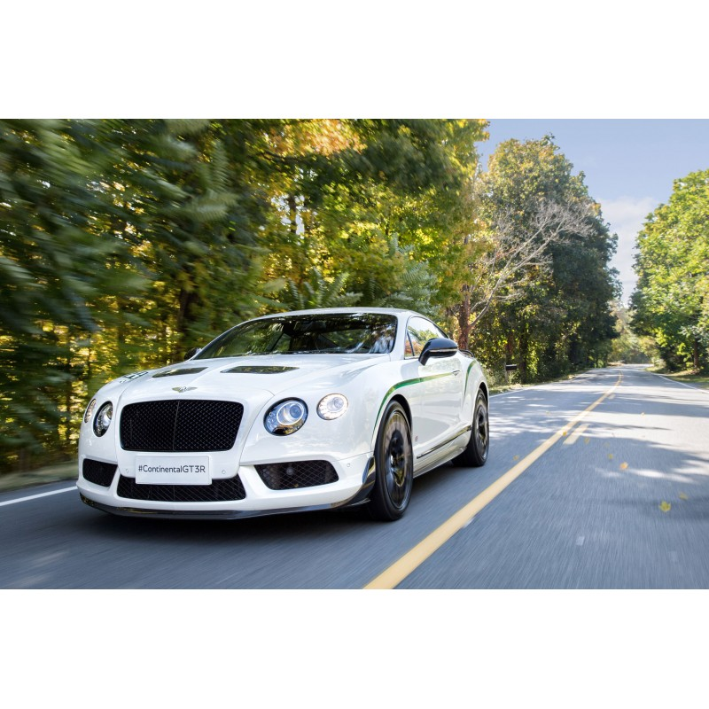Bentley Continental Gt3 R: Bentley Continental GT3-R White 2015 Almost Real ALM830401