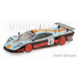 McLaren F1 GTR 41 24 Heures du Mans 1997 Minichamps 530133741