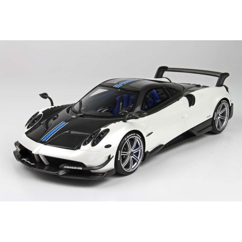 Pagani Huayra Bc For Sale Production 20 Cars: Pagani Huayra BC White 2016 Almost Real ALM450101