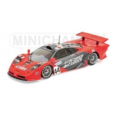 McLaren F1 GTR 44 24 Heures du Mans 1997 Minichamps 530133744