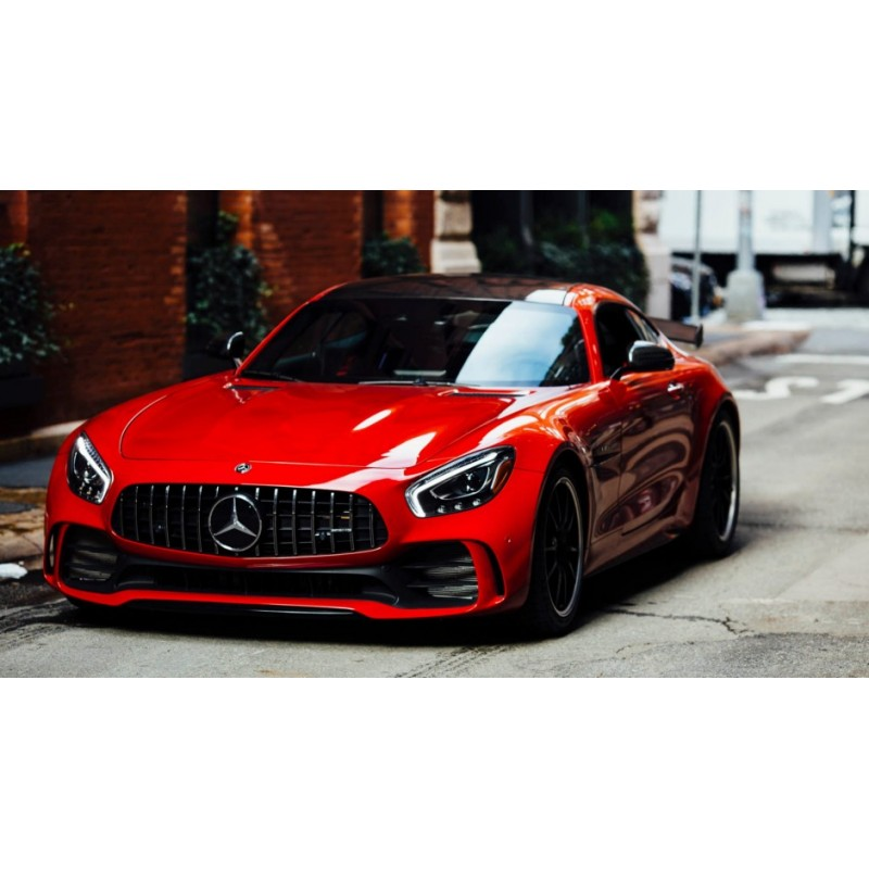 Mercedes AMG GT R Red 2017 Almost Real ALM420708 ...