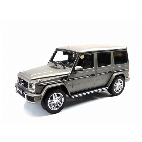 Mercedes Amg G63 W463 Silver Almost Real Alm420601