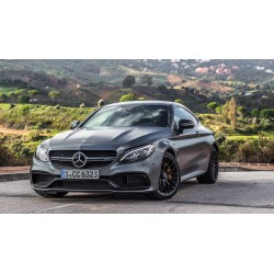 Mercedes AMG C63 C217 Grey Almost Real ALM420502