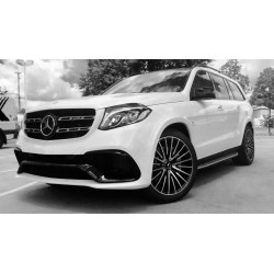 Mercedes AMG GLS Polar White Almost Real ALM420303