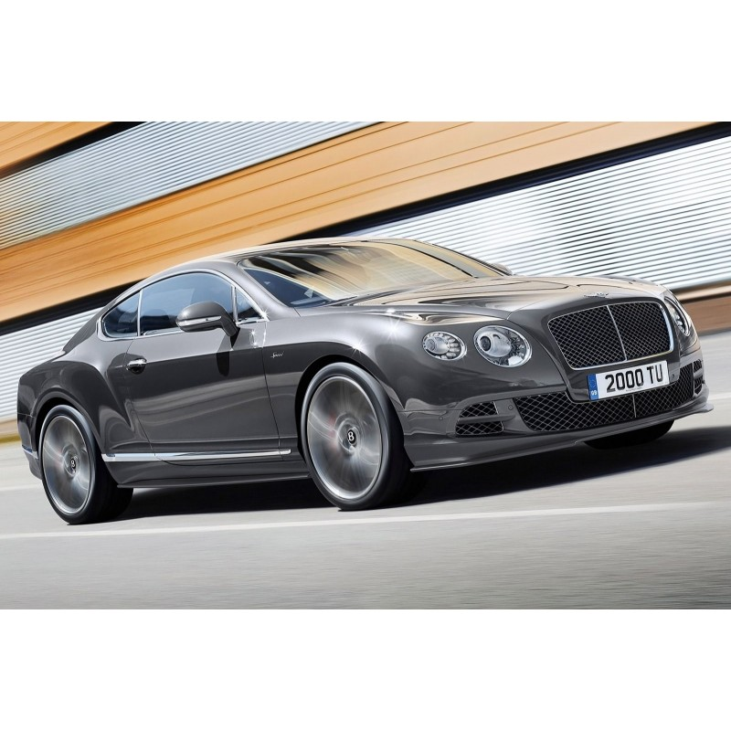 Bentley Continental GT V8 S Black Edition Thunder Almost
