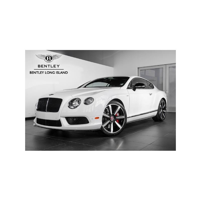 Wallpaper Bentley Continental Gt Black Edition 2017: Bentley Continental GT V8 S Black Edition Glacier White