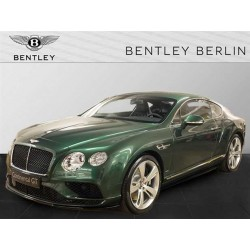 Bentley Continental GT V8 S Black Edition Cumbrian Green Almost Real ALM430701