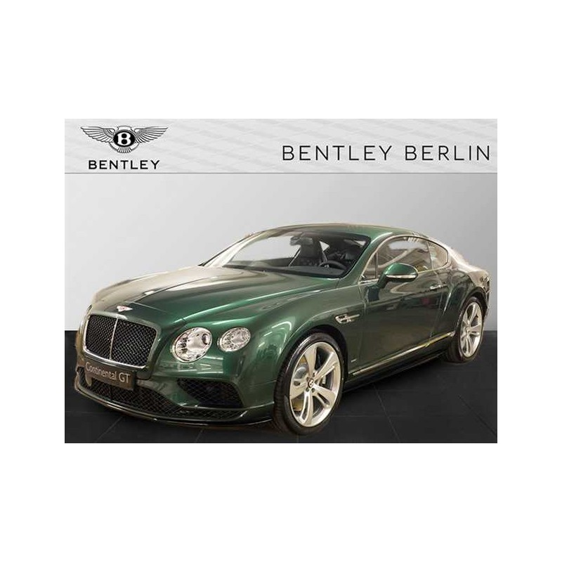 Bentley Continental GT V8 S Black Edition Cumbrian Green