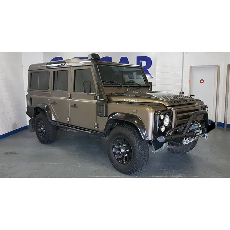 Land Rover Defender 110 XTECH Bronze 2011 Almost Real