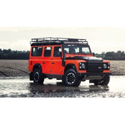 Land Rover Defender 110 Adventure Edition Orange 2015 Almost Real ALM410301