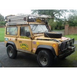 Land Rover Defender 90 Camel Trophy Edition Almost Real ALM410211