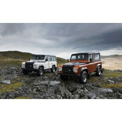 Land Rover Defender 90 Fire and Ice Edition Almost Real ALM410208