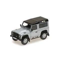 Land Rover Defender 90 Silver 2014 Almost Real ALM410207