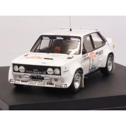 Fiat 131 Abarth Jolly Club 2 Winner Rally San Remo 1980 Rohrl Geistdorfer Trofeu T1413
