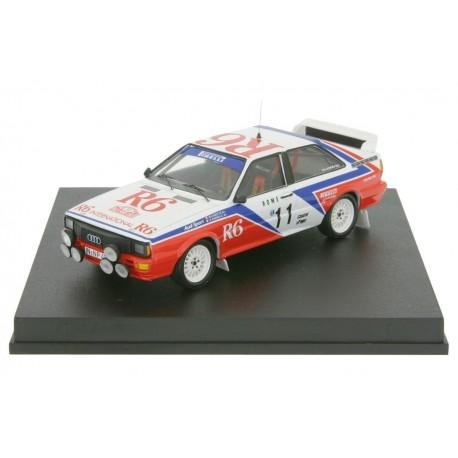Audi Quattro 11 Rallye Monte Carlo 1982 Cinotto Radaelli Trofeu T1628
