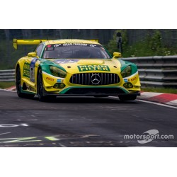 Mercedes AMG GT3 75 24 Heures du Nurburgring 2016 Almost Real ALM420411