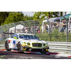 Bentley Continental GT3 11 24 Heures du Nurburgring 2015 Almost Real ALM430318
