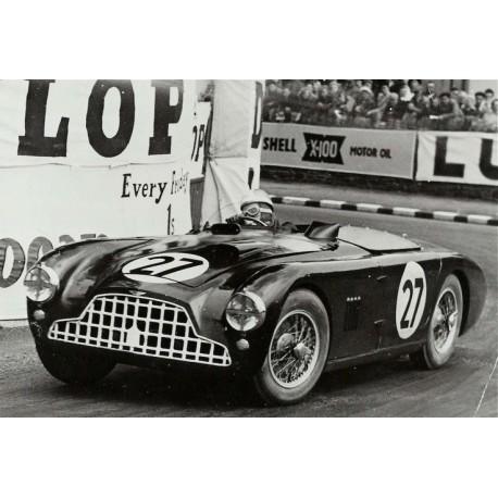 Aston Martin DB2 27 24 Heures du Mans 1951 Spark S0593