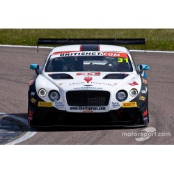 Bentley Continental GT3 31 British GT Championship 2016 Almost Real ALM430312