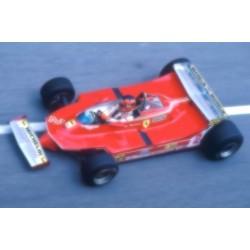 Ferrari 312 T5 F1 Monaco 1980 Gilles Villeneuve Looksmart LSF1H15B