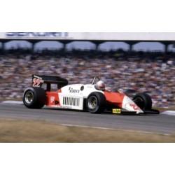 Alfa Romeo 183T 22 F1 Allemagne 1983 Andrea De Cesaris Looksmart LSAR15