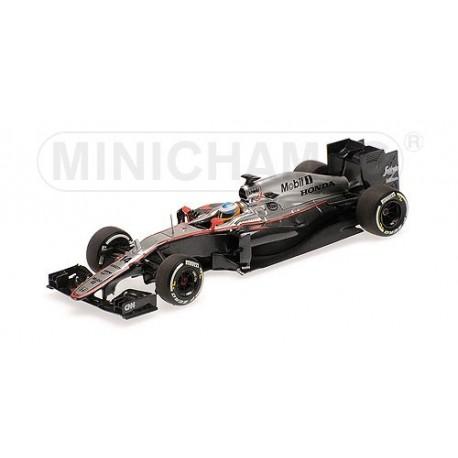 McLaren Honda MP4/30 F1 2015 Fernando Alonso Minichamps 530154314
