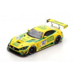 Mercedes AMG GT3 48 24 Heures du Nuburgring 2017 Spark 18SG021