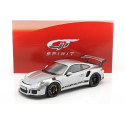 Porsche 911 GT3 RS Silver GT Spirit GT705