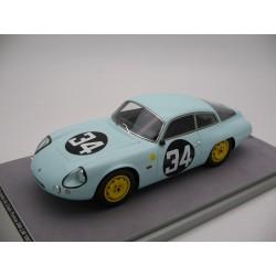 Alfa Romeo SZ Coda Tronca 34 24 Heures du Mans 1963 Tecnomodel TM1871B