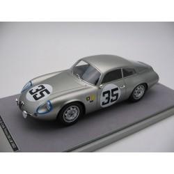 Alfa Romeo SZ Coda Tronca 35 24 Heures du Mans 1963 Tecnomodel TM1871C