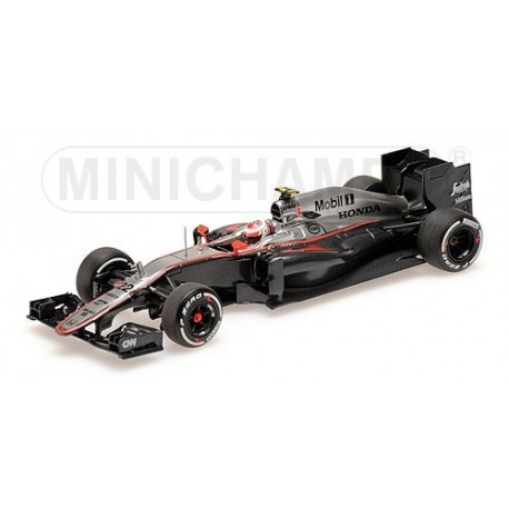 McLaren Honda MP4/30 F1 2015 Jenson Button Minichamps 530154322