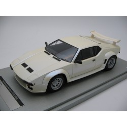 Detomaso Pantera GT5 Metallic Pearl White 1982 Tecnomodel TM18105B